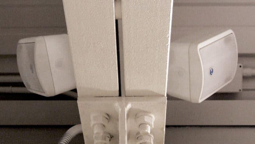 Fresh Air, 2010 | sound installation | francesco di tillo