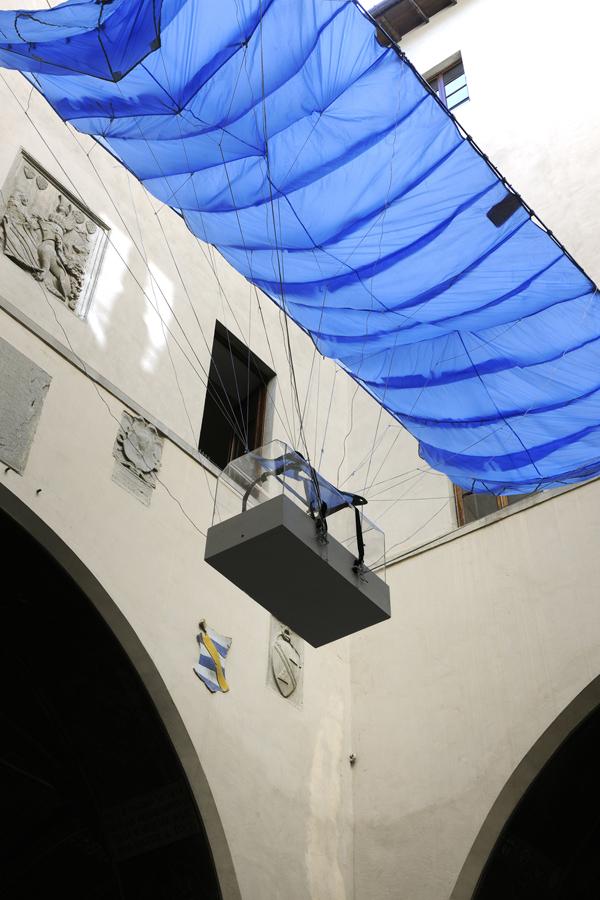 Born on the Moon, 2009 | installation | francesco di tillo