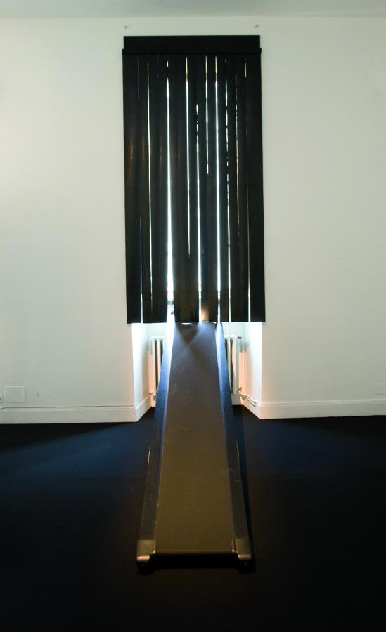 Chuck-in, 2008 | installation | francesco di tillo