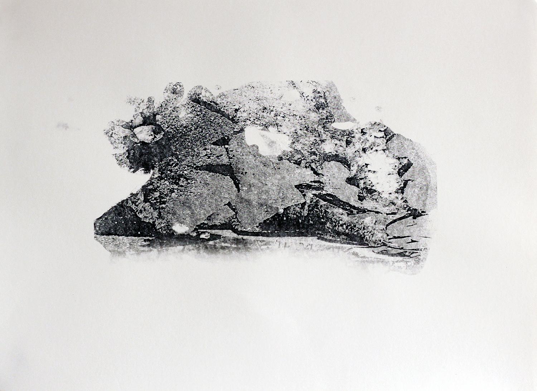 Fragments (series), 2015 | paper artworks | francesco di tillo