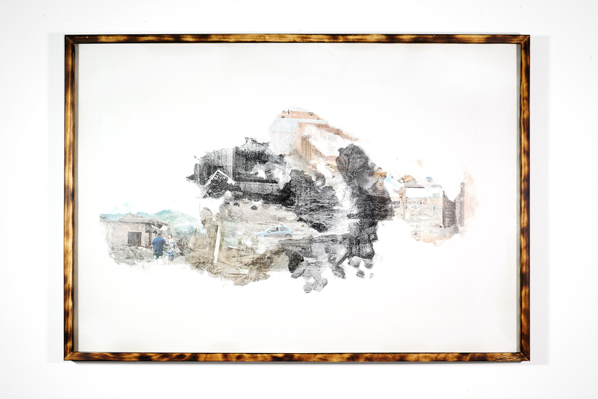 sustainability #002 - 73x103cm with frame