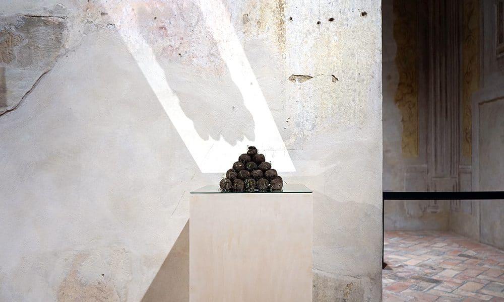 Trigger | Innesco, 2021 | scultura | francesco di tillo
